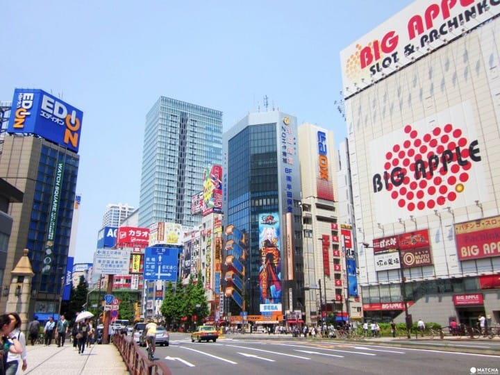 Akihabara Travel Guide: Visit Japan's Electronics And Otaku Center!