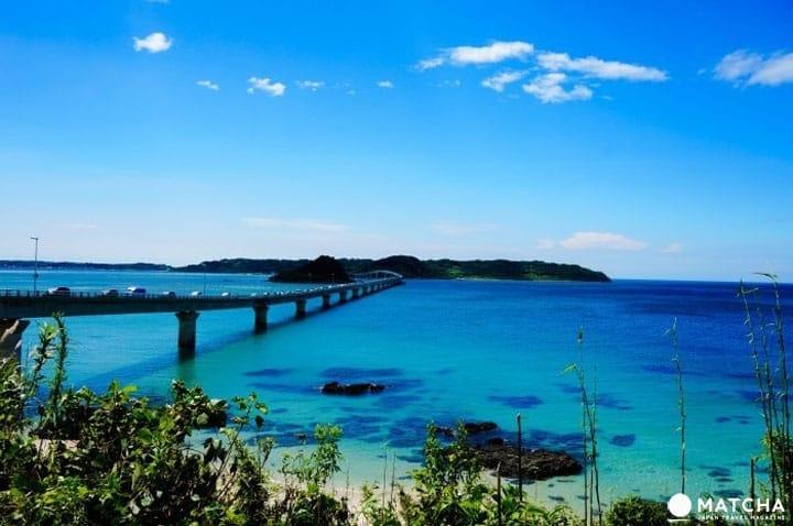 Giới thiệu 5 tuyệt cảnh biển của Nhật Bản như Cầu Tsunoshima Ohashi, Đền Motonosumi Inari, Thành Onigajo