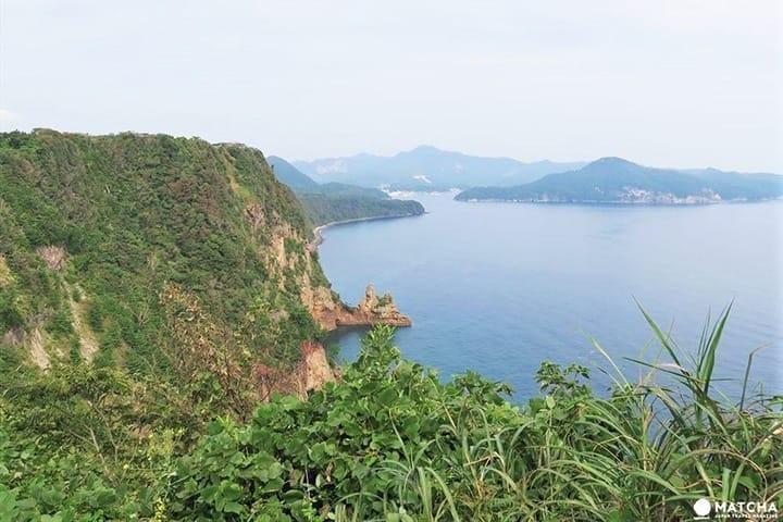 Akses Ke Geopark Di Oki Yang Diakui Unesco Matcha Situs