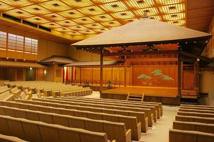 Encounter The World Of Noh At Yokohama's Noh Theater!