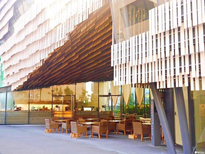 Kuriya Kashi Kurogi - An Exquisite Cafe Within The University Of Tokyo