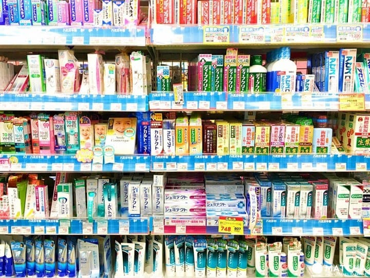 2020揭開日本人潔牙的秘密!牙膏牙刷品牌大集合【內附優惠券】