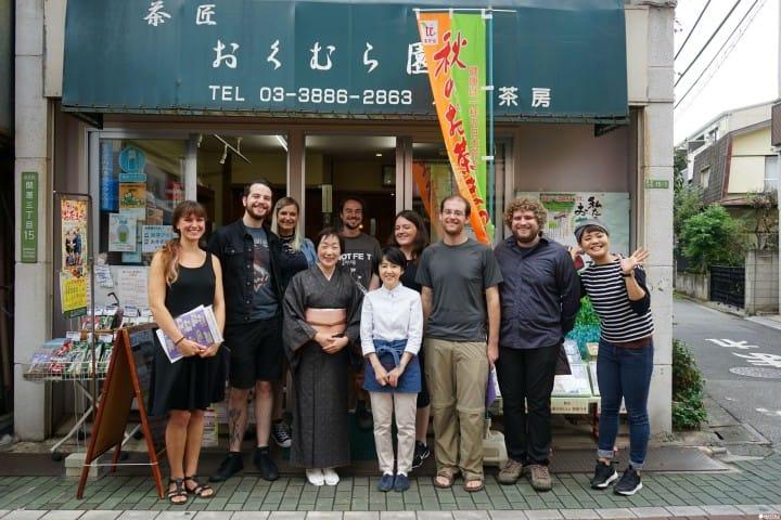 Workshop Teh Jepang Nishiarai, Belajar Menuang Teh dengan Sepenuh Hati