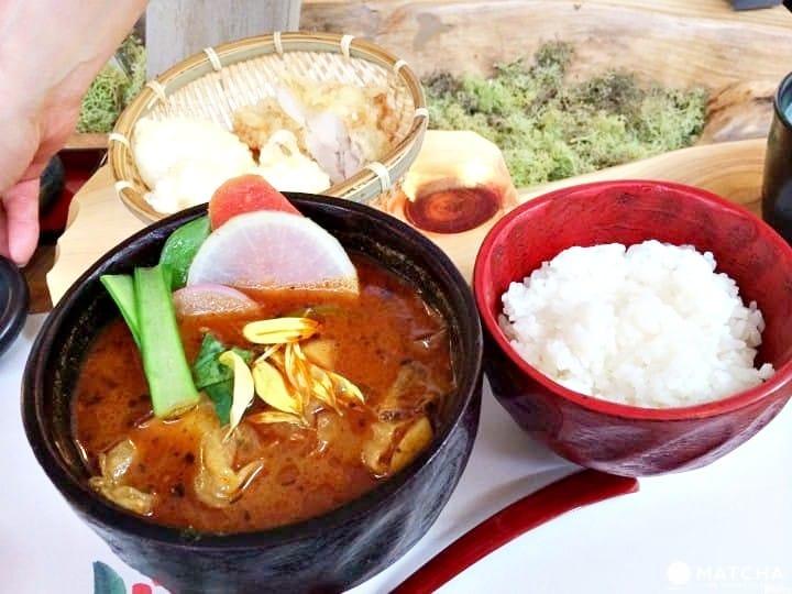 札幌湯咖哩專門店: 讓奧芝婆婆溫暖你的胃與心