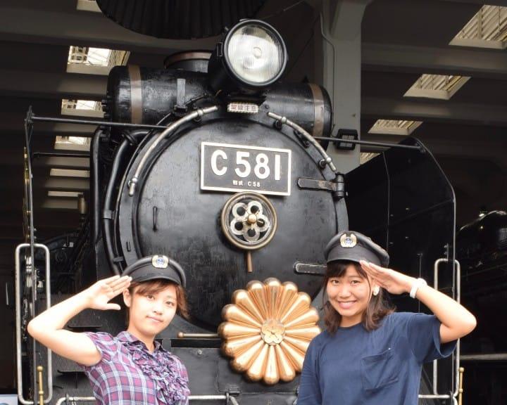 보고, 만지며 체험할 수 있어요! 교토 철도 박물관에서 일본의 철도에 대해 즐겁게 배워보자!