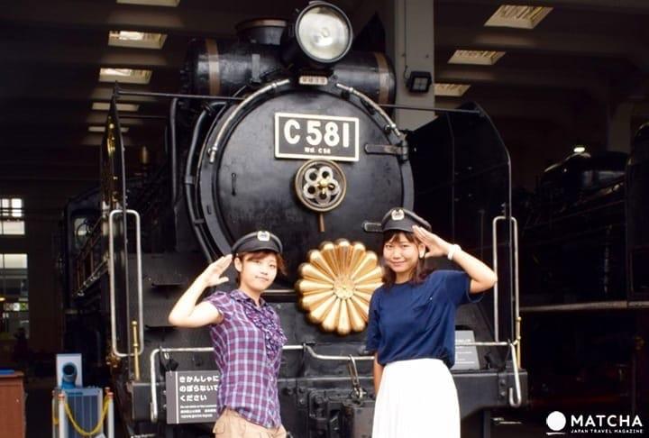 見る、さわる、体験する!京都鉄道博物館で日本の鉄道を楽しく学ぶ!