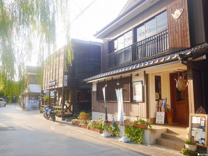 穿着和服赏枫去,日本秋天和服散策地五选