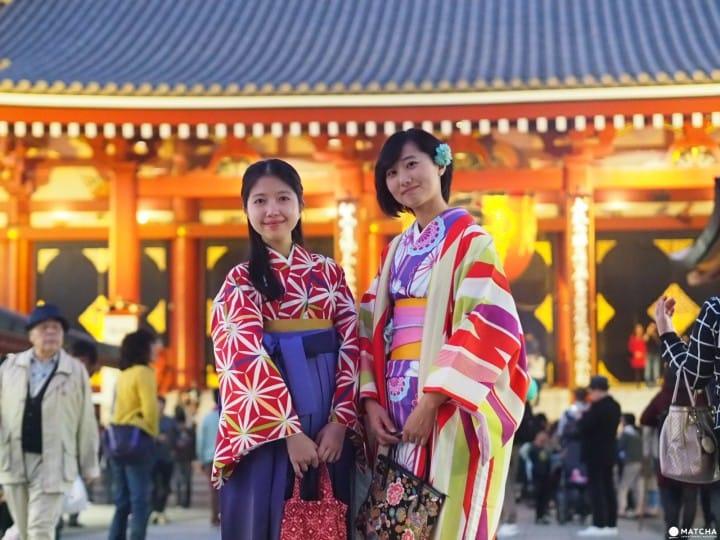穿著和服賞楓去 日本秋天和服散策地五選