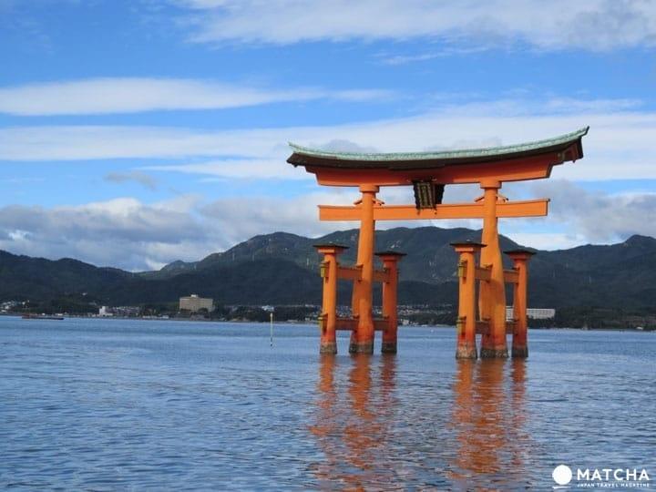 วิธีการเดินทางจากโอซาก้าไปยังเกาะมิยาจิมะ