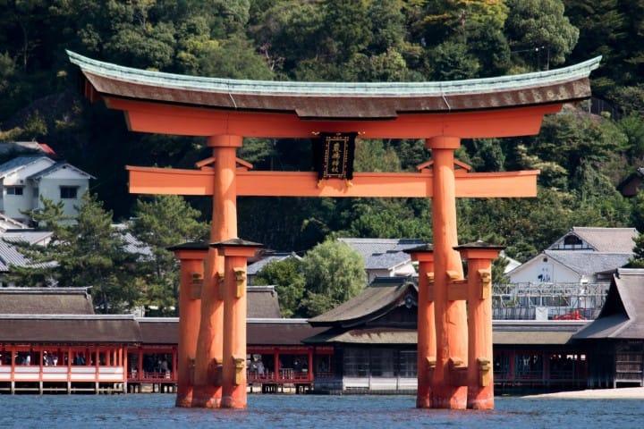 Torii – Enciclopedia Japonesa