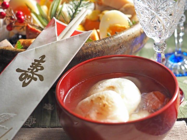 日本のことば事典「雑煮」
