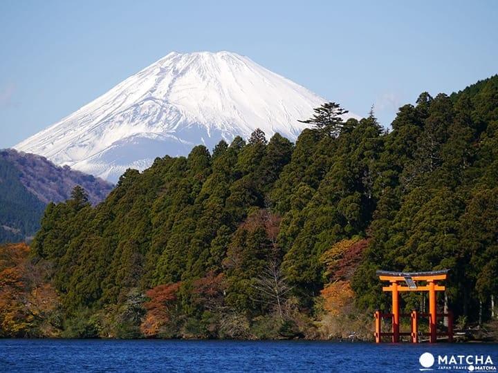 從東京出發一日遊必看!東京近郊推薦景點總整裡