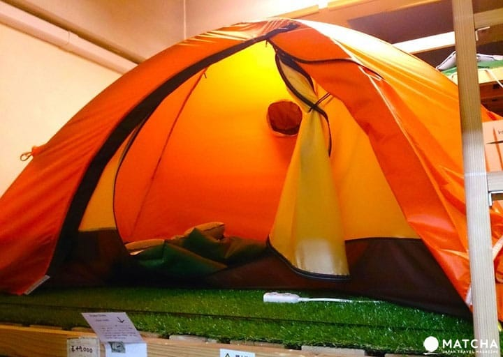 Japonica Lodge in Asakusa - The Outdoor Gear Store Where You Can Stay!
