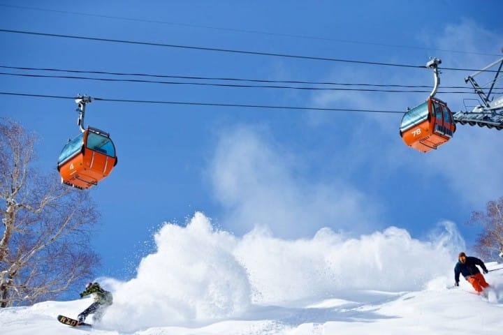 Giới thiệu 5 bãi trượt tuyết ở