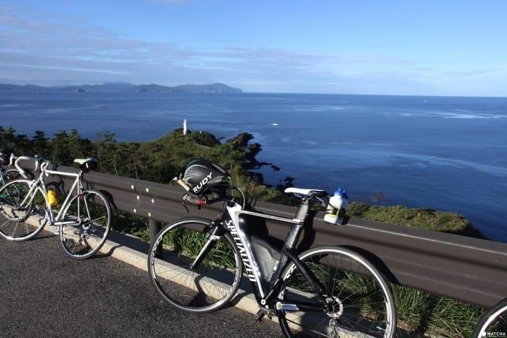 Bersepeda Mengelilingi Geopark Kepulauan Oki