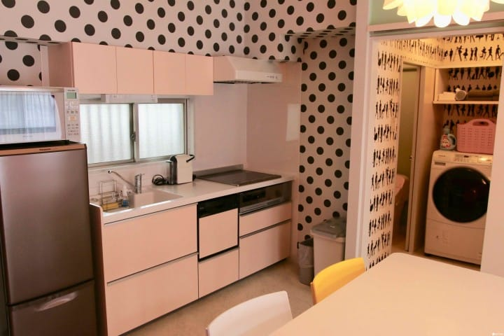Fully Equipped Kitchen! Great For Long Term Stays