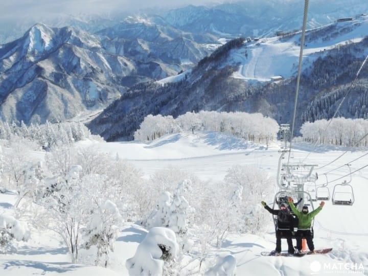 东京出发,滑雪一日游推荐!精选东京周边5大滑雪场