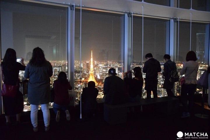 Yuk Menikmati Keindahan Pemandangan Malam Tokyo di Roppongi Hills!