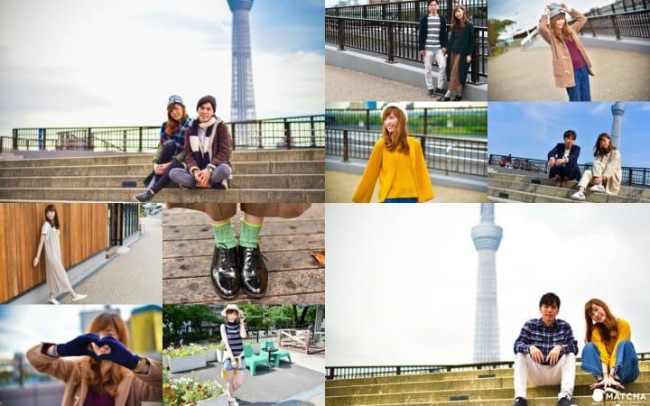 日本天氣如何?該怎麼穿?來東京前必看整年天氣&四季穿搭建議