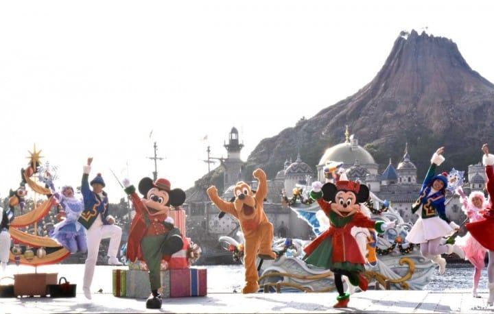 คริสต์มาสของ Tokyo Disney Sea (ปี 2017) ที่มีความเป็นผู้ใหญ่เล็กๆ กับงาน