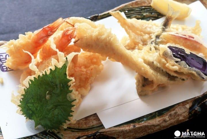 ประเภท วิธีทาน และร้านเทมปุระในญี่ปุ่น