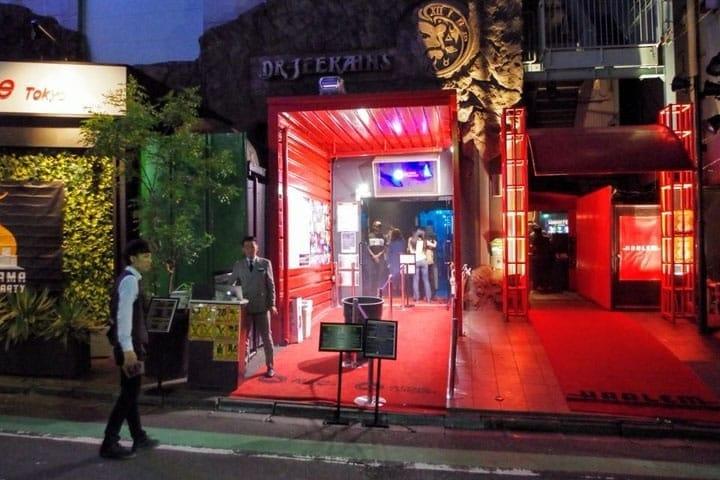 5 Klub Hiburan Rekomendasi di Shibuya