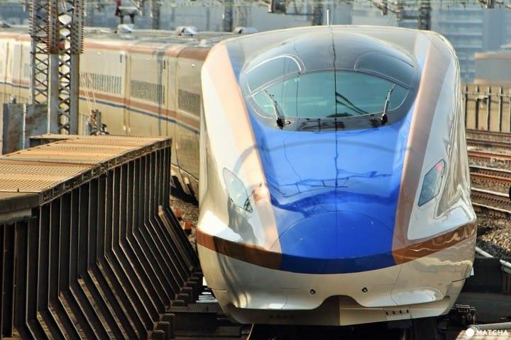 日本新幹線攻略!一次搞懂購票方式、種類區分、座位