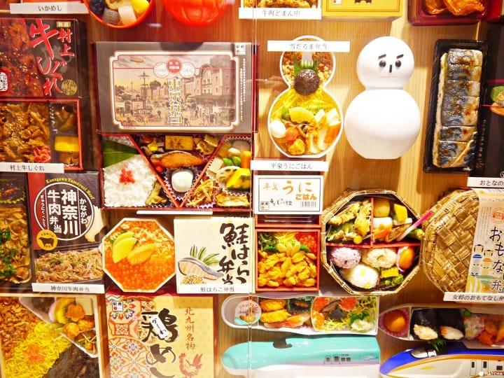 不是只有冷的啦!在东京车站吃遍日本的人气铁路便当