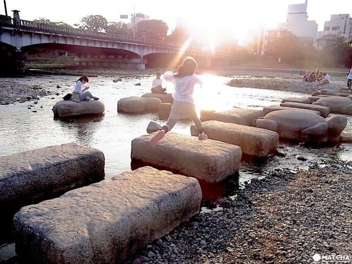 【京都出町柳】世界遺產、鴨川、美食三個願望一次滿足的半日遊