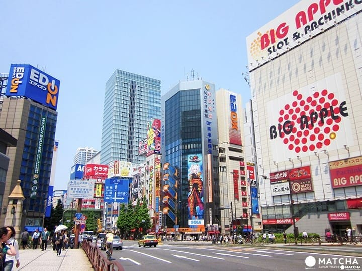 Akihabara ลายแทงพาตะลุย 44 ร้านน่าไปในอากิฮาบาระ พร้อมวิธีการเดินทาง