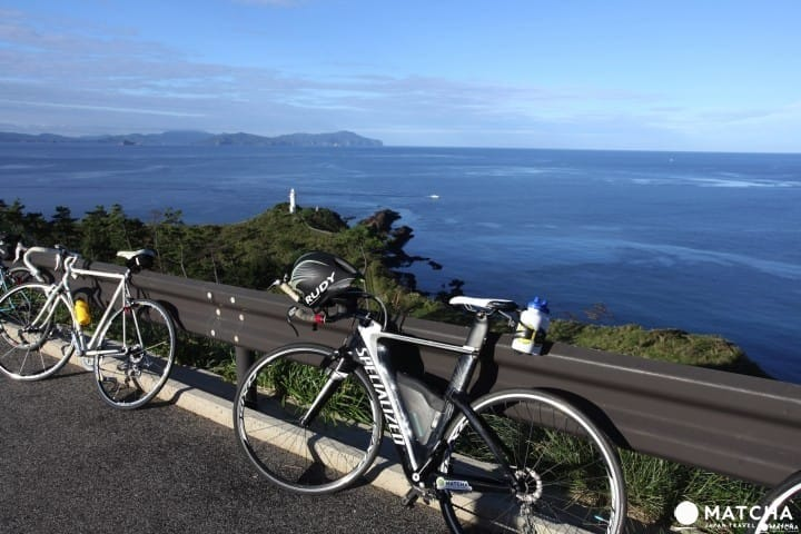 Cycling Around The Oki Islands, A UNESCO Global Geopark In Shimane