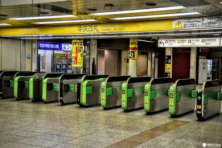 มาลองของที่「JRสถานีชิบุย่า」วิธีไปจากชานชาลาสถานีรถไฟมุ่งสู่ช่องเสียบตั๋วหลัก3แห่ง