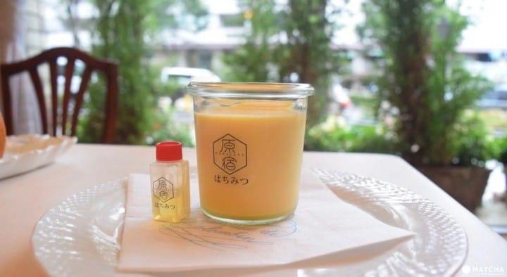 น้ำผึ้งในพุดดิ้งเนี่ยนะ⁉「colombin」ร้านขนมฝรั่งเศสเก่าแก่ขึ้นชื่อแห่งฮาราจูกุ
