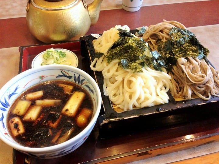 日本麵類兩大家 蕎麥麵VS烏龍麵 今天你選哪一道呢?