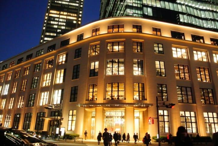 東京站地下直通!應有盡有的購物中心「KITTE」