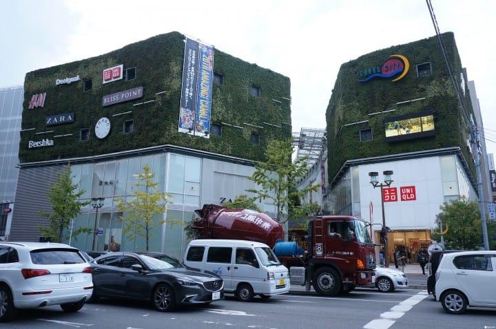 【九州】在福冈想逛街?那就选择博多运河城吧!
