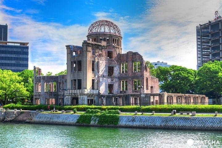 관광 전에 읽어두고 싶은 히로시마 구역 가이드(히로시마역, 원폭 돔, 미야지마 등)