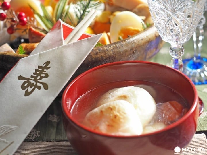 Ozoni - Festive Soup Eaten At New Year's