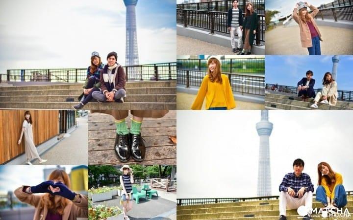 【日本旅游必读】一年四季!关于东京气温与服装的温馨提示
