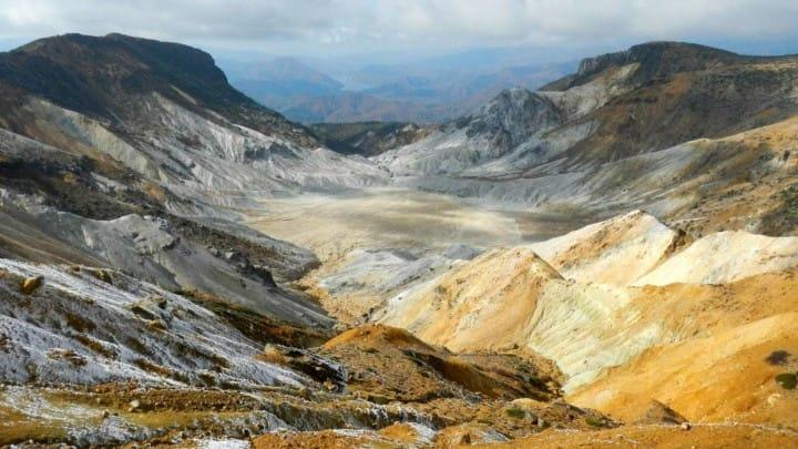 Climbing Japan's Famous 100 Mountains - Mount Adatara, Fukushima