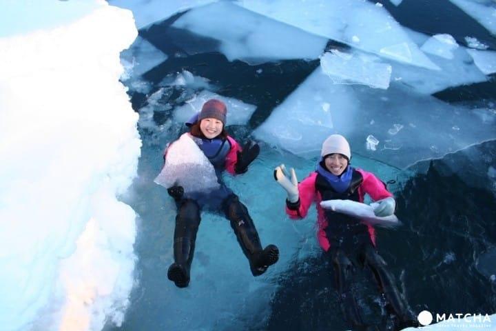 Menikmati Olahraga Musim Dingin di Jepang, Mulai dari Snowshoe, Ice Walk, Snow Mobile, dan lainnya!