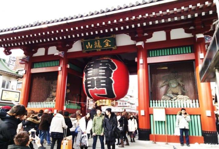สัญลักษณ์อาซากุสะ「คามินาริมง」ที่ไม่เคยเปลี่ยนทั้งอดีตและปัจจุบัน