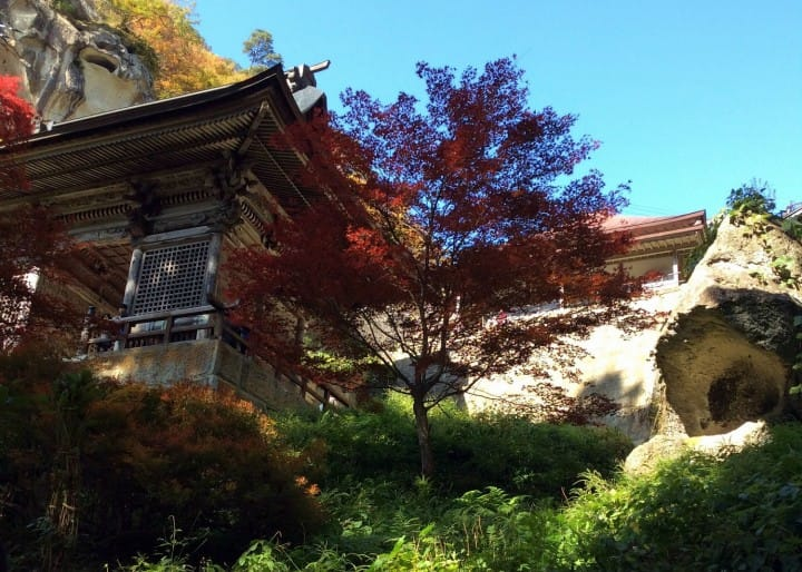 Risshakuji - Yamadera's Intriguing Mountain Temple