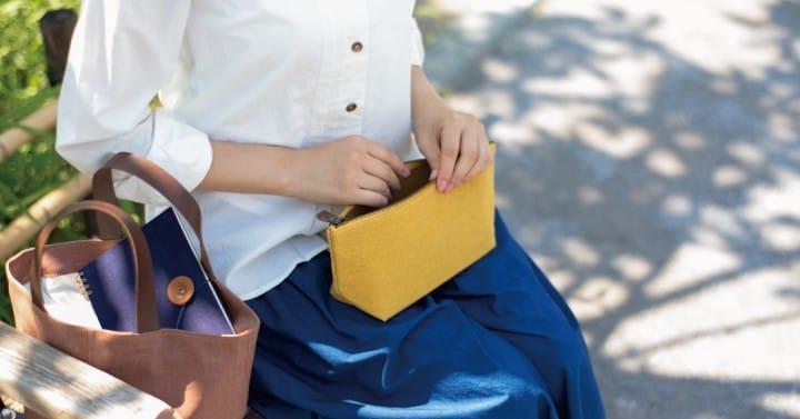 把大自然与樱花穿在身上!草木染手作杂货衣物
