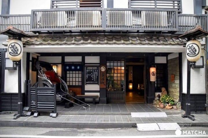 到東京住日式傳統「旅館」