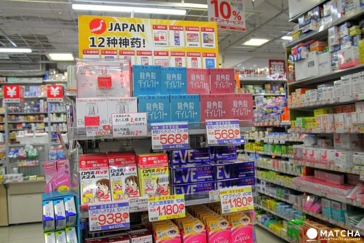 Healthy Souvenirs! Pharmaceutical Products Sold At Drugstores (Part 2)