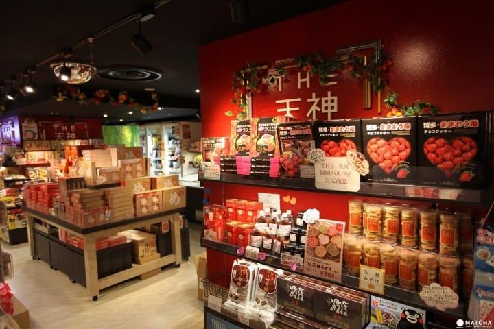 10 Oleh-Oleh Populer Fukuoka yang Bisa Dibeli di Bandara