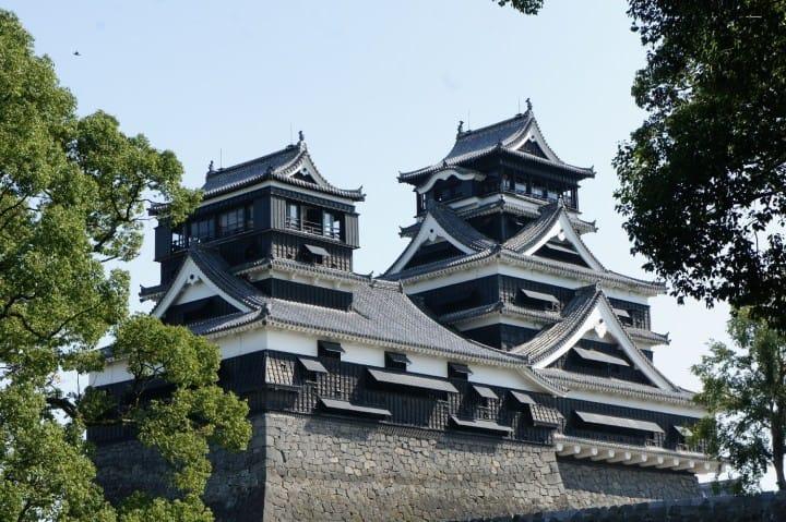 前往熊本县的方法(东京・大阪・京都出发)以及熊本市内的交通