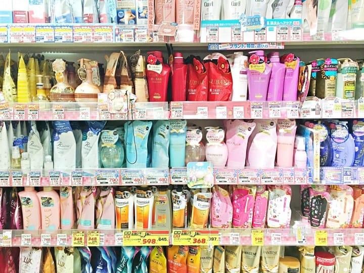 谁跟你用香水!日本洗发精沐浴乳品牌大集合