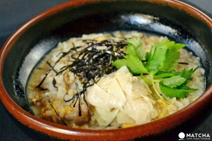 일본여행 토막상식 「조우스이・오지야(雑炊・おじや)」